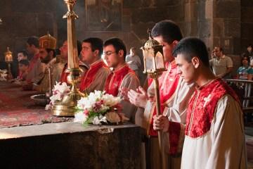 liturgia ormiańska. fot. sjdunphy /flickr