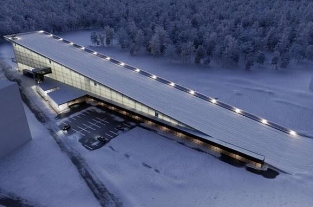 Projekt nowoczesnego kompleksu sportowego na Sichowie