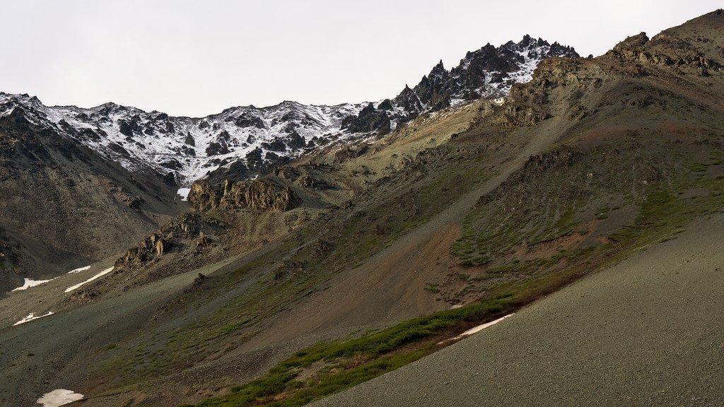 Rainbow Mountain - Alaska Range