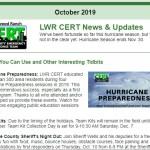 2019-10 Public Newsletter