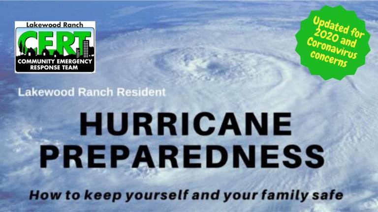 2020 Hurricane Prep