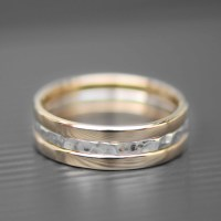 Gold and Silver Rings | LWSilver | Handmade Jewellery Designer