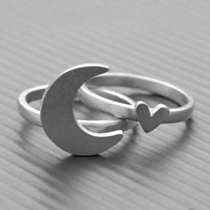 Moon Ring