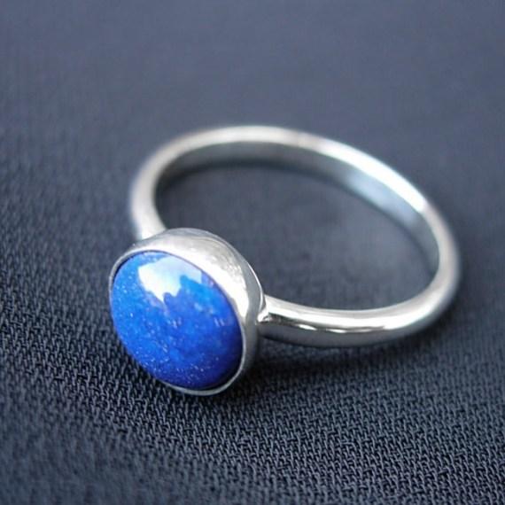 Lapiz Lazuri Ring