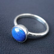 Lapiz Lazuri Ring
