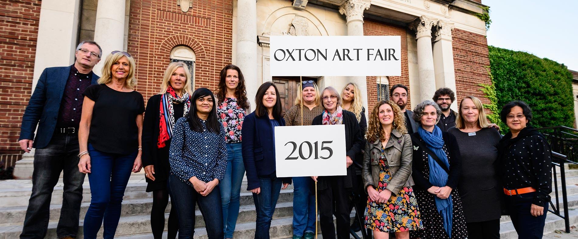 Oxton Art Fair…