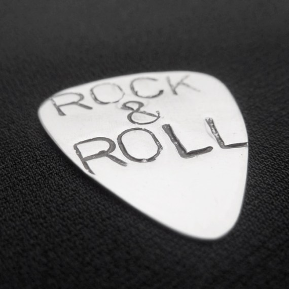 Personalised Guitar Pick