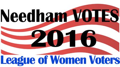 Needham VOTES 2016