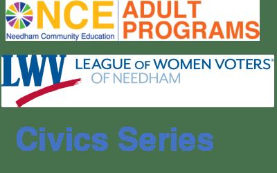 NCE-LWV Civics Series