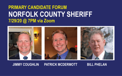 Sheriff Candidate Forum