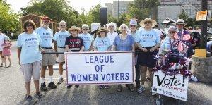 Women take action.