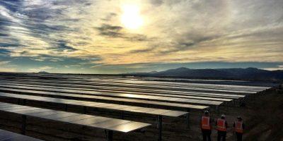 Solar Tsunami article