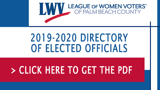 2019 elected officials directory
