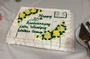 Anniversary cake!