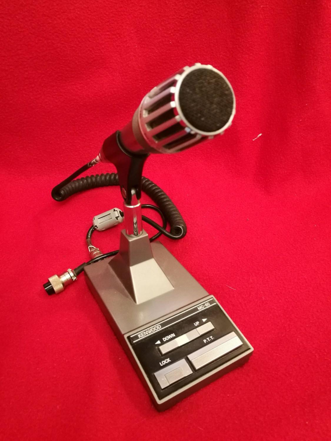 vintage hard to find ham cb microphones small reviews and stories  [ 1329 x 1500 Pixel ]