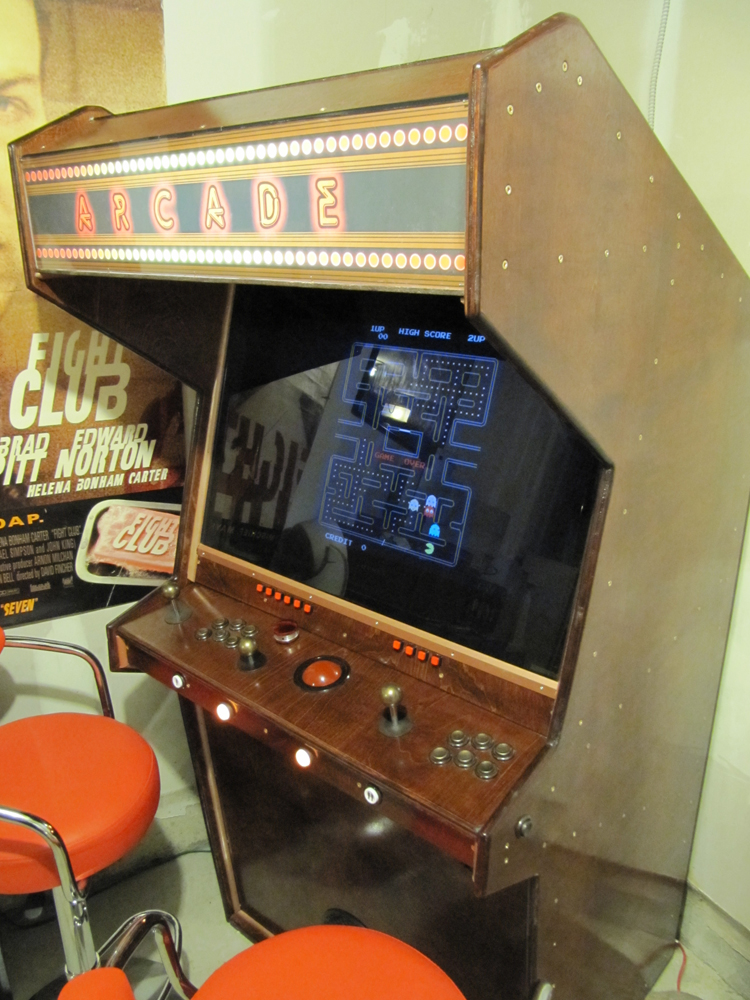 LXicons MAME Arcade Cabinet
