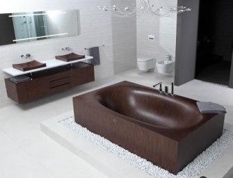 The Laguna Bathroom by Alegna