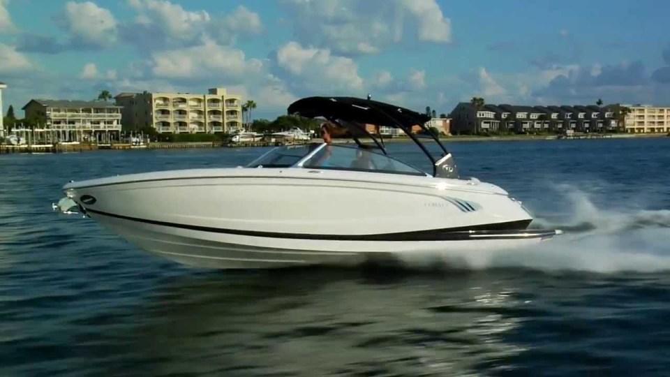 2011 cobalt a25 boat