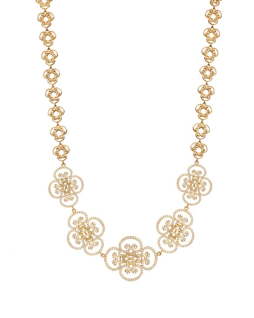 Palomas Goldoni Necklace