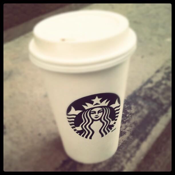 LXRY Instagram Starbucks