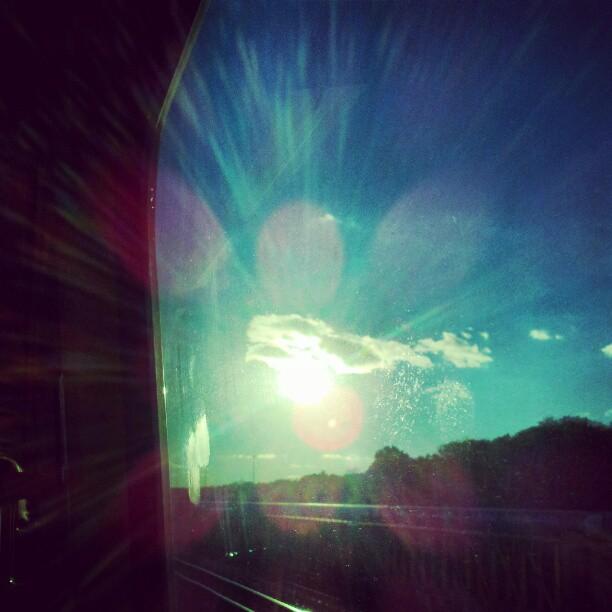 LXRY Instagram Sun