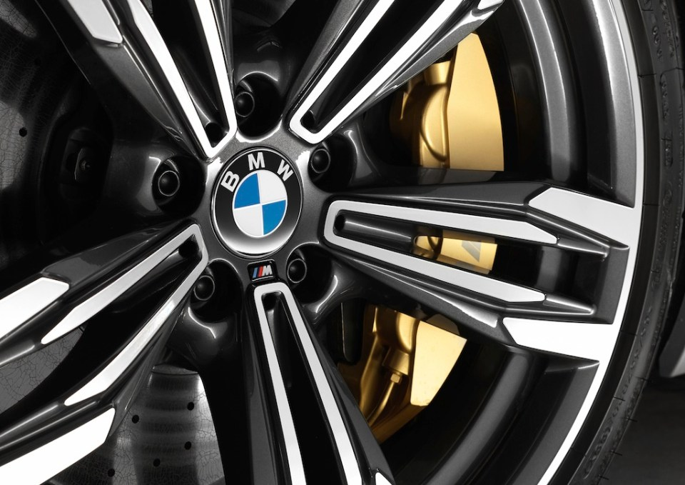 2013 BMW M6 Gran Coupe 3