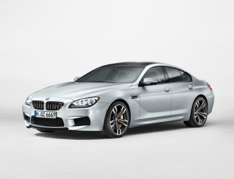 2014 BMW M6 Gran Coupé to bring power and performance to the M lineup