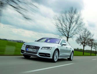 The 2013 Audi S7 Brings Power & Balance To The Canadian Streets