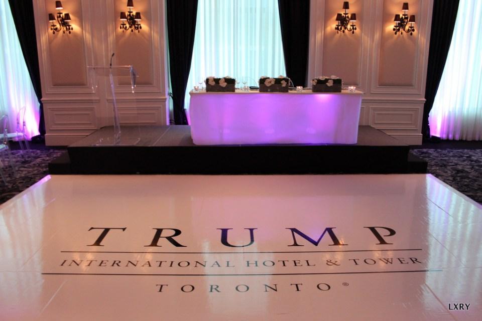 Trump Wedding Showcase