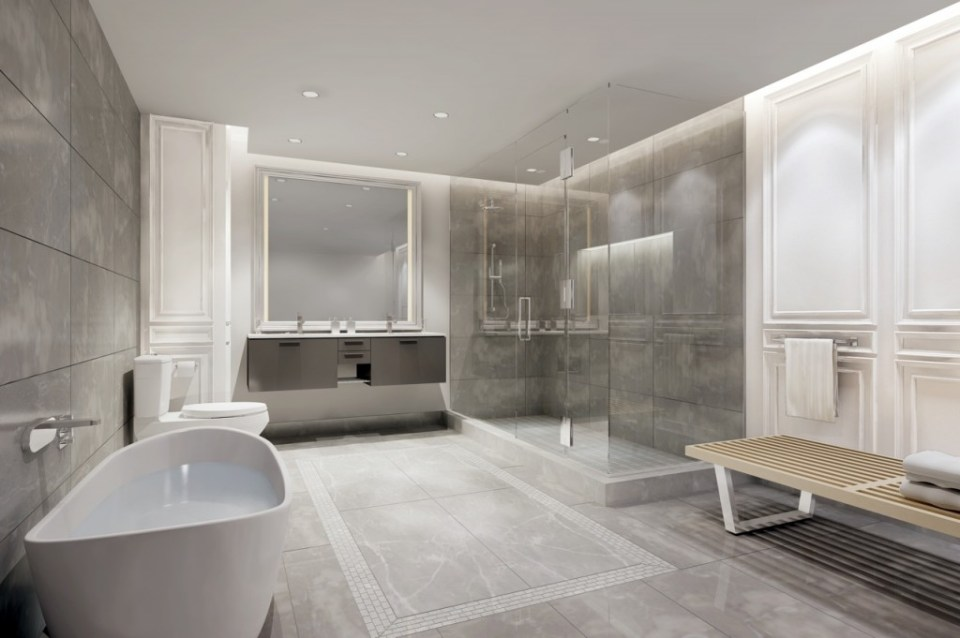 The-Perry-Spa-Ensuite