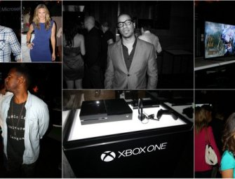 Microsoft's The Power Of One Event: Launching XBox One