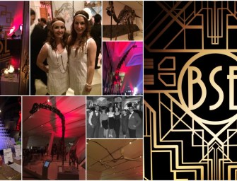 Bloor Street Entertains: The ROM Hosts The CANFAR Twilight Gala