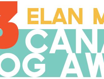 LXRY Makes The 2013 Canadian Weblog Awards Top 5 Shortlist