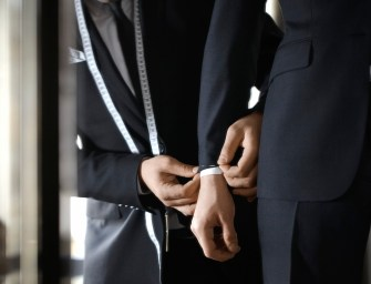 [Infographic] How A Man's Suit Should Fit