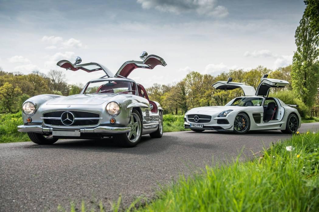 Top Gear Mercedes