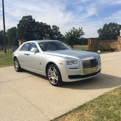 2015 Rolls Royce Ghost Series II 7