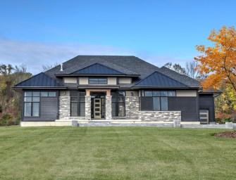 Modern Collingwood Living at Windrose Estates