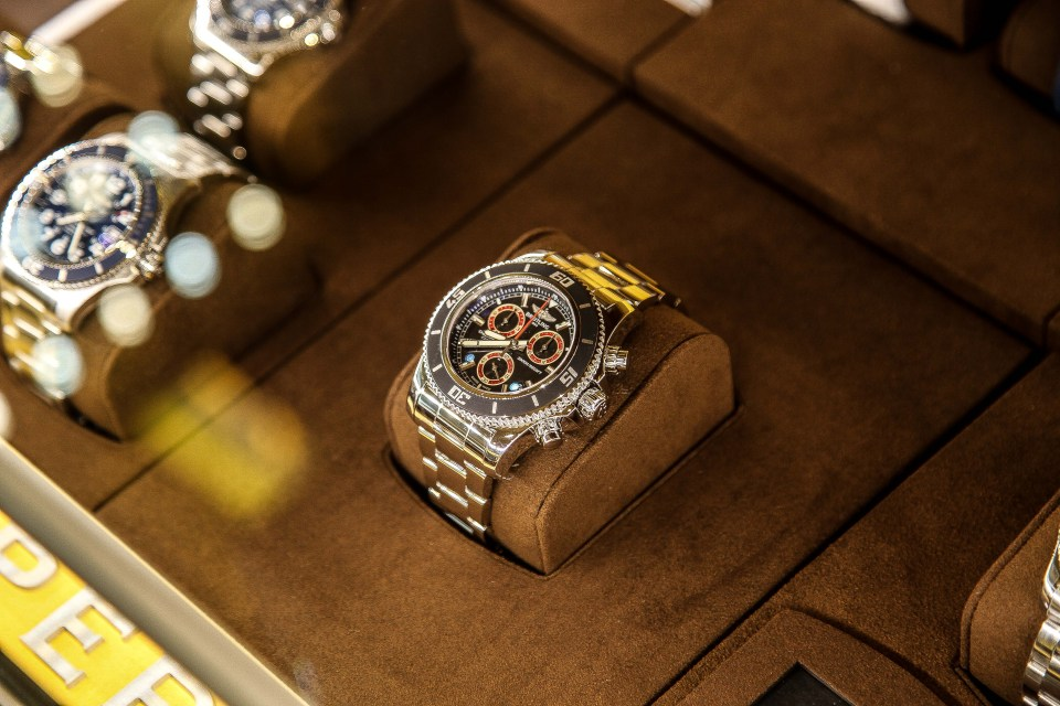 breitling store opening 18