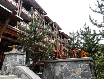 Spend A Few Relaxing Days Just Outside Whistler Village at Nita Lake Lodge