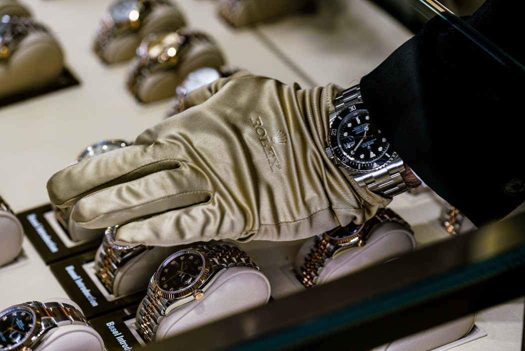 Rolex Gloves 2018 Baselworld Collection