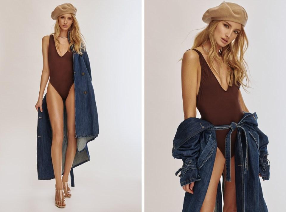 jessican stepanova fashion model toronto