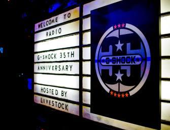 Casio G-Shock Celebrates 35 Years In Tough Fashion Watches