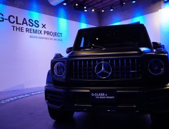 The 2019 Mercedes G-Class SUV Looks As Good As It Sounds