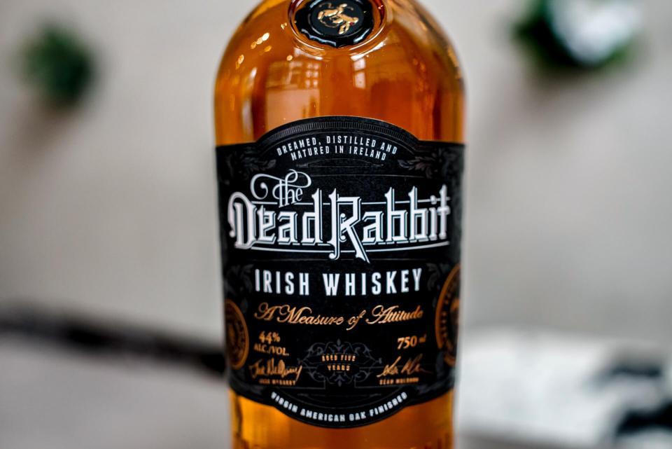the dead rabbit irish whiskey 2