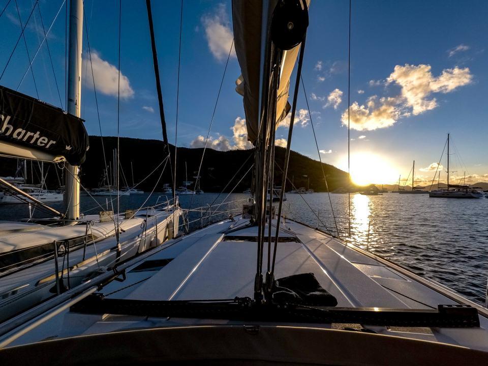 the yacht week bvi lxry 16
