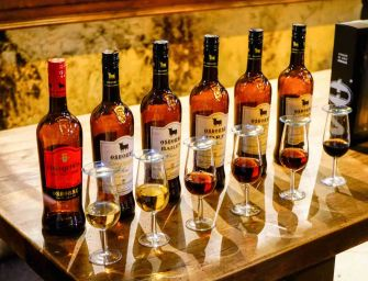 Tasting Wine Older Than I Am In Spain With Osborne