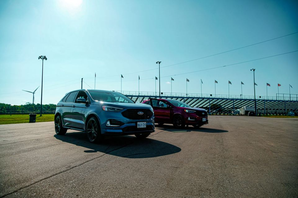 ford edge st race track 6