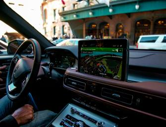 Grand Touring Back To Quebec City In A 2020 Lincoln Aviator