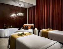 Relaxing Fully In The Award-Winning Spa At The Ritz-Carlton Toronto
