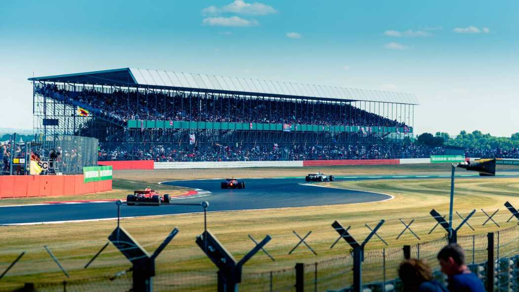 Formula-One-F1-Sprint-Race-Weekend-Silverstone